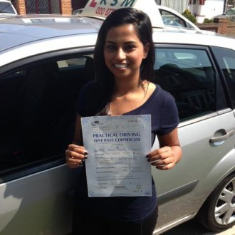 Congratulations Tanya!